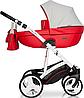 Детская универсальная коляска 2 в 1 Riko Aicon 04, фото 4