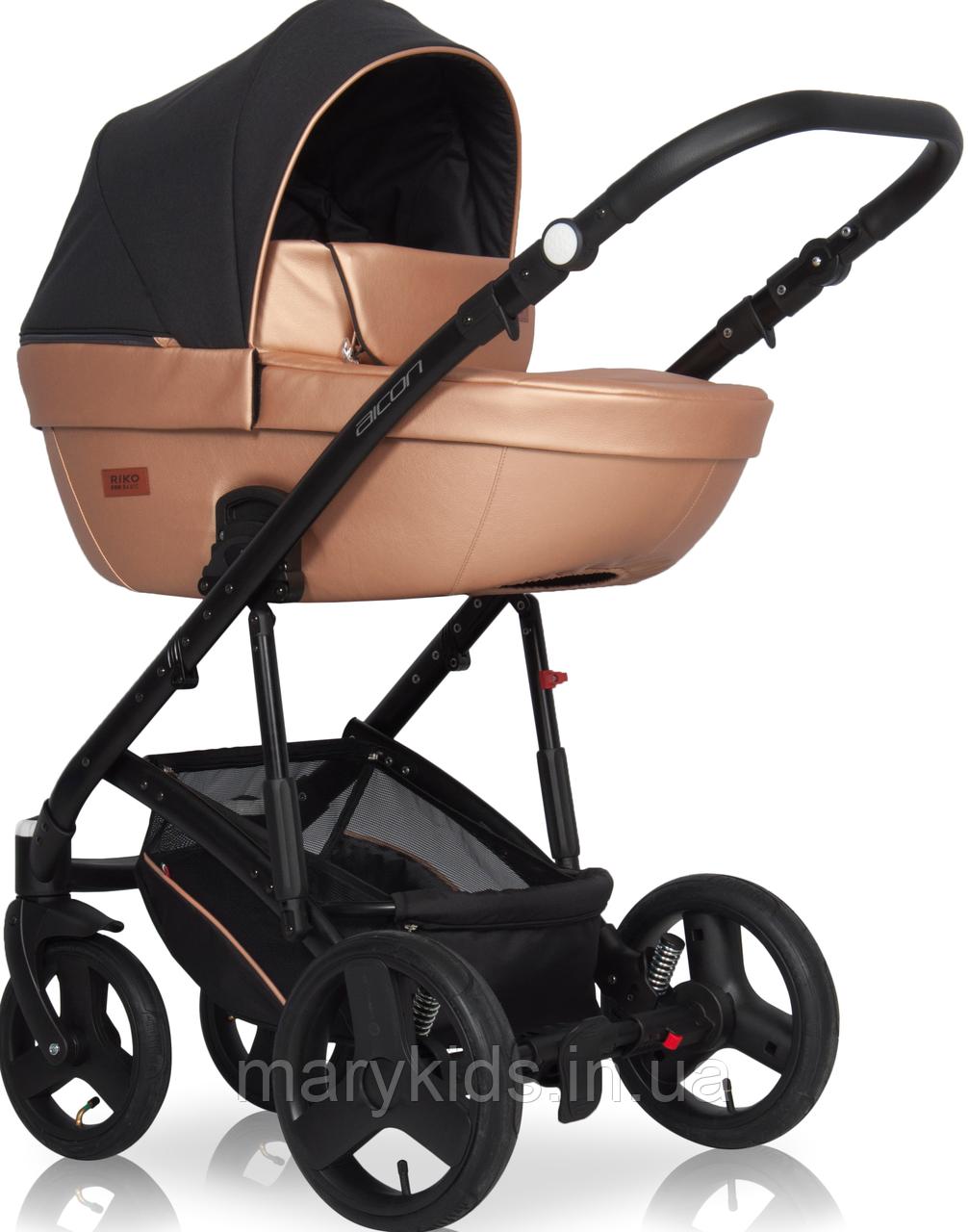 Детская универсальная коляска 2 в 1 Riko Aicon 09