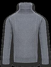 Детский пуловер для мальчика PINETTI. Италия 717069, серый