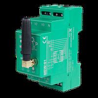 Универсальный Wi-Fi контроллер потребления электроэнергии Zamel Supla MEW-01 3-х фазный