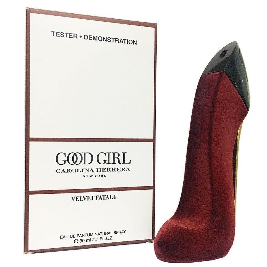 Тестер женский Carolina Herrera Good Girl Velvet Fatale, 80 мл