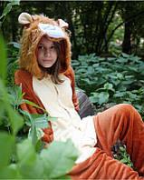 Детский костюм кигуруми львенок kig0096, фото 1