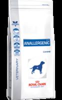 Лечебный корм Royal Canin Anallergenic для собак 8 кг.