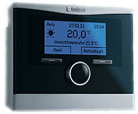 Комнатный термостат Vaillant calorMATIC VRC 370f