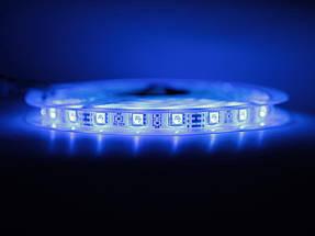 ✅RGB светодиодная лента влагозащищенная комплект (набор) с пультом управления RGB LED strip 5050 SMD 5м, фото 3