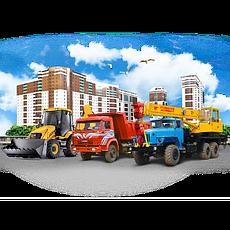 Вантажівки, автобуси, спецтехніка