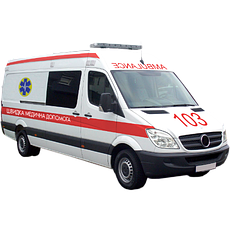 Автомобили медицинского назначения