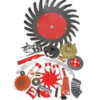 Запасные части к автотракторной, сельскохозяйственной спецтехнике, общее