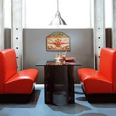 М'які меблі для ресторанів і кафе