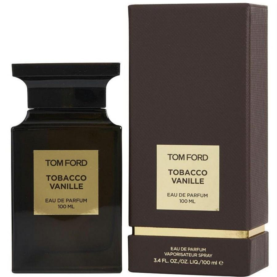 100ml Tom Ford Tobacco Vanille, Original size унисекс туалетная вода