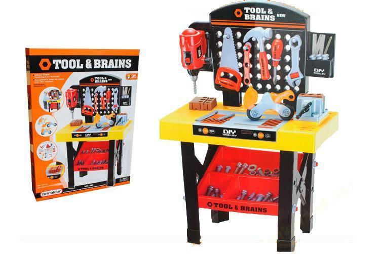 Дитячий ігровий набір інструментів 0447