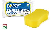 Bonus B623 губка для мытья авто  Goliath Car Sponge 1шт