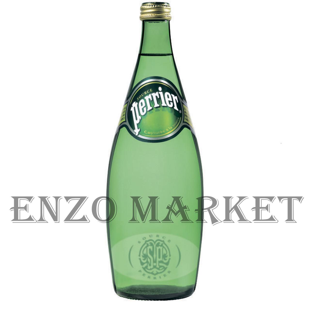 Вода Perrier (Перье), 0,75 литра