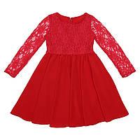 Сукня Sofushka кльош червона