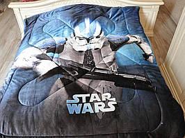 Одеяло Kugulu 3D 160х210 см Star wars