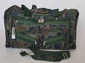 Дорожная камуфлированная сумка в размерах (50,60 и 70 см)