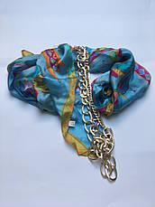 Украшение на шею объемная цепь, фото 2