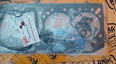02/200184, 02/200774, 02/201341 Верхний комплект прокладок АВ на JCB 3CX, 4CX, фото 3