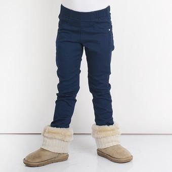 Детские брюки для девочки BRUMS Италия 133BGBH002 Синий