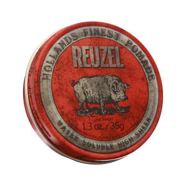 Помада для волос Reuzel Red High Sheen Pomade 35g