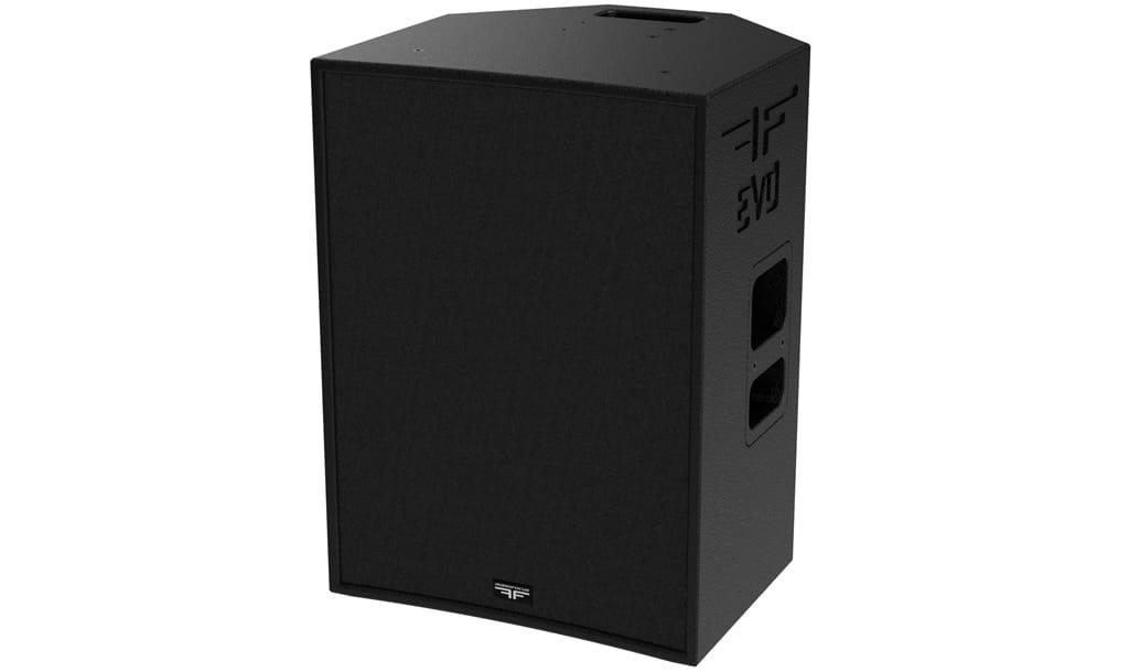 Активная 2х полосная акустическая система AudioFocus EVO15A