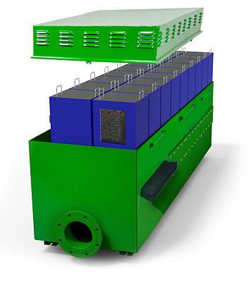 Каналізаційний фільтр для очищення повітря Wager для заводів, фармацефтических підприємств на 50-5000м3 повітря, фото 2