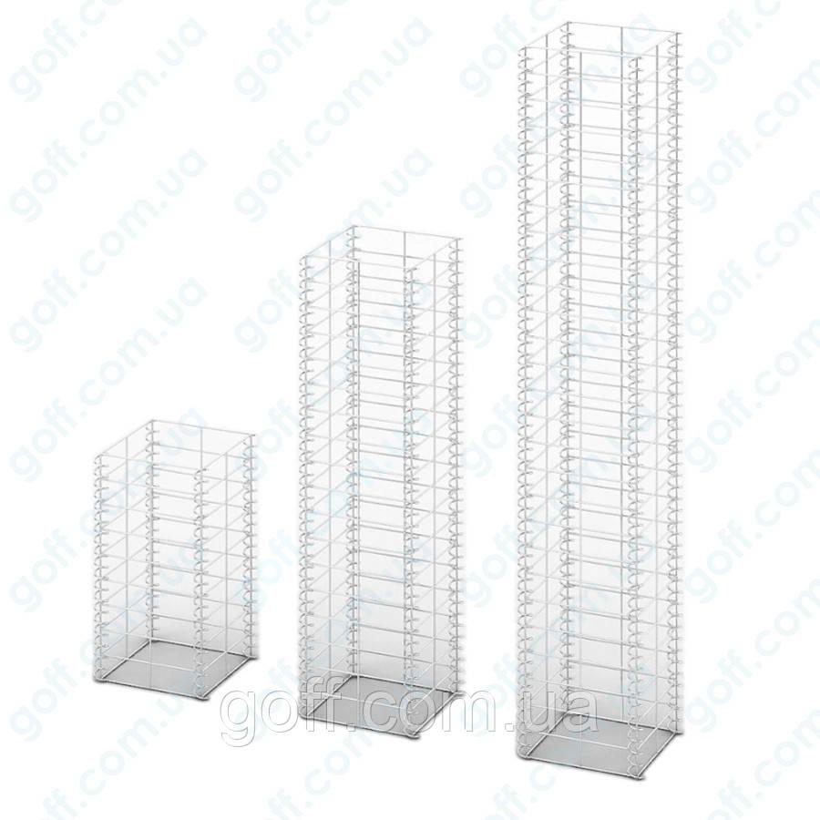 Габионная конструкция - столбы