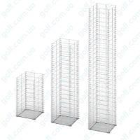 Габионная конструкция - столбы, фото 1