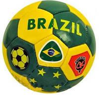 Мяч футбольный BRAZIL 2049, фото 1