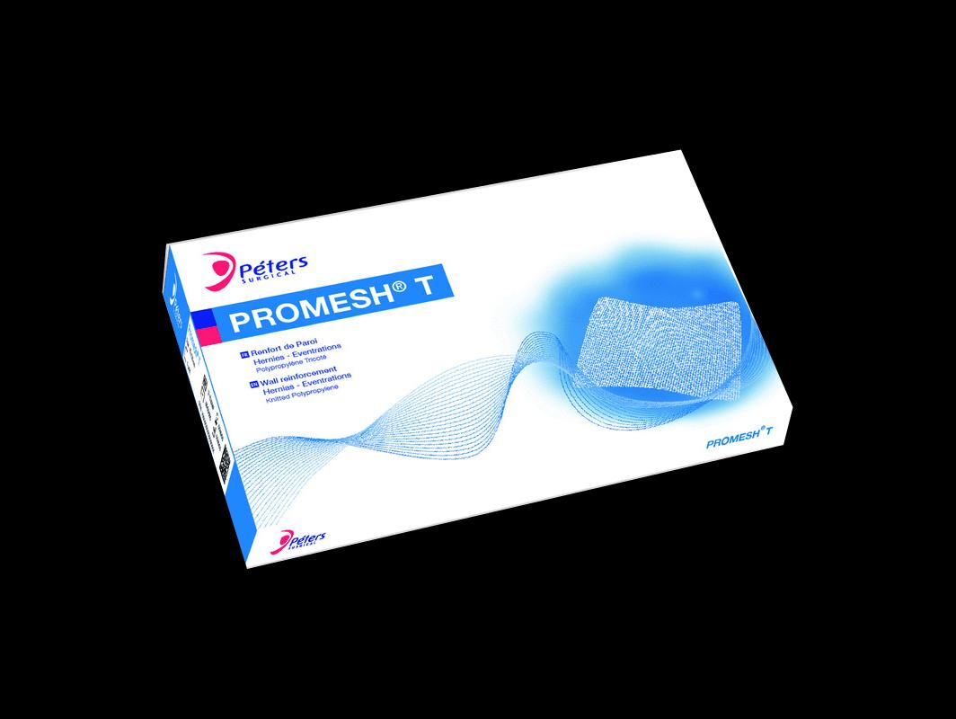 Сетка Promesh® T из плетеного полипропилена, размер 10 х 15 см, 1шт.