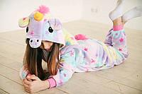 Детская пижама кигуруми звездный единорог kig0011