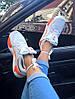 "Женские кроссовки Puma RS-X ""White&Neon/Orange"" ( в стиле Пума ), фото 4"
