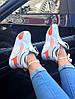 "Женские кроссовки Puma RS-X ""White&Neon/Orange"" ( в стиле Пума ), фото 7"