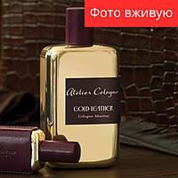 100 ml Atelier Cologne Gold Leather. Cologne | Одеколон Атэлье Колонье Голд Лэзэ 100 мл ЛИЦЕНЗИЯ ОАЭ