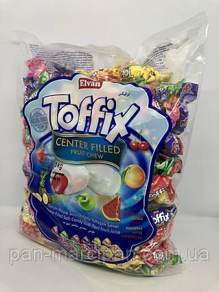 Цукерки Toffix 1кг (Туреччина)