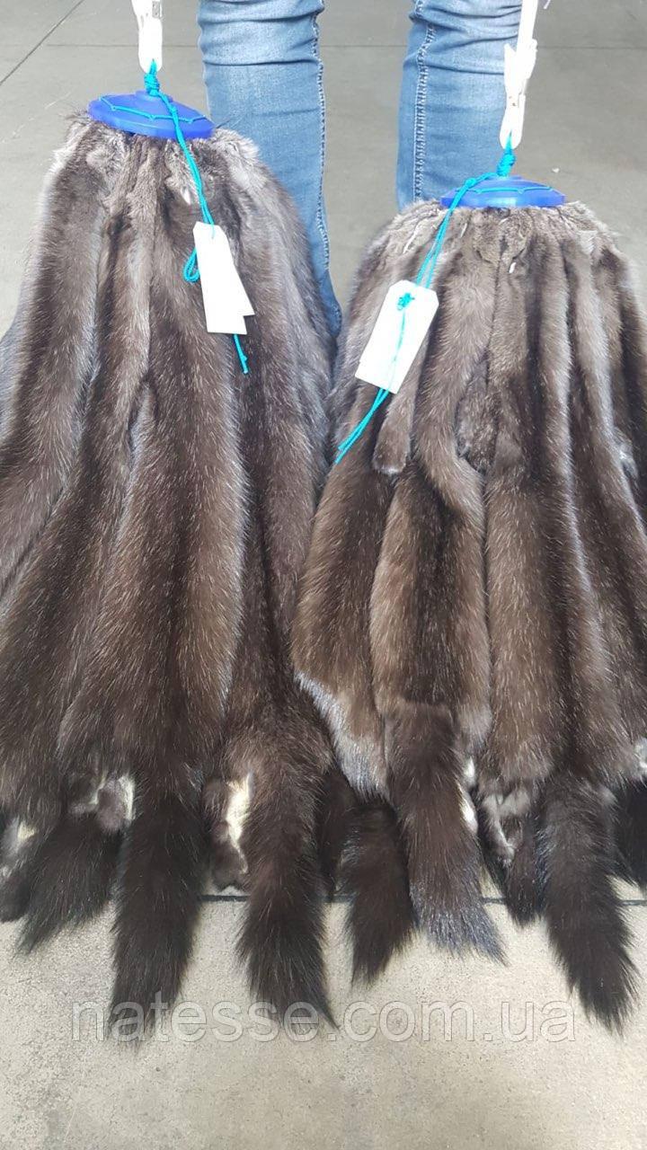 Соболь баргузинский баргузин седой с сединой самцы мех шкуры