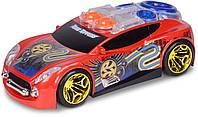 Автомодель Red Hot Road Rippers со светом и звуком (20041)