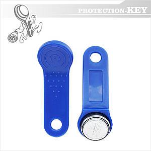 """Ключ-заготовка RW 2004 """"3"""" для копирования домофонных ключей стандарта Dallas DS1990 Touch Memory"""