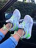 """Женские кроссовки Puma RS-X """"White&Neon/Green"""", фото 6"""