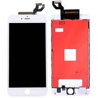 Дисплей (экран) для телефона Apple iPhone 6S Plus + Touchscreen Original White