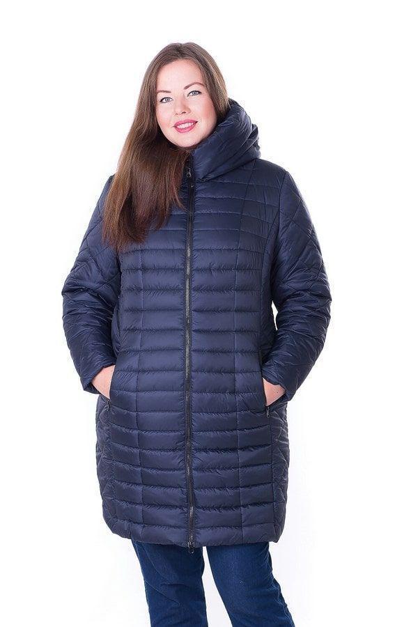 Зимняя куртка больших размеров К 0073 с 02