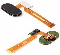 Шлейф Meizu MX5 с кнопкой Home Original Black