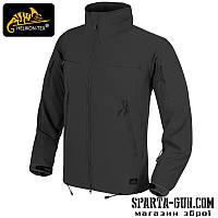 Куртка COUGAR® QSA™+HID™ - Soft Shell Windblocker - Чорна