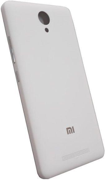 Задняя крышка корпуса Xiaomi Redmi Note 2 White
