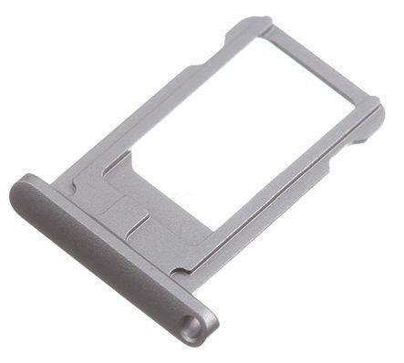 Держатель SIM-карты для планшета Apple iPad 5 Air / iPad Mini 2 Retina Silver