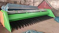 Жатка для уборки подсолнечника ЖСН- 9м с МПН Шумахер + протяжной вал