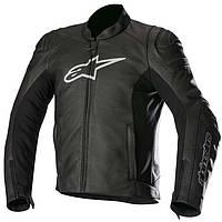 Куртка кожаная Alpinestars SP-1 Airflow черная, 48