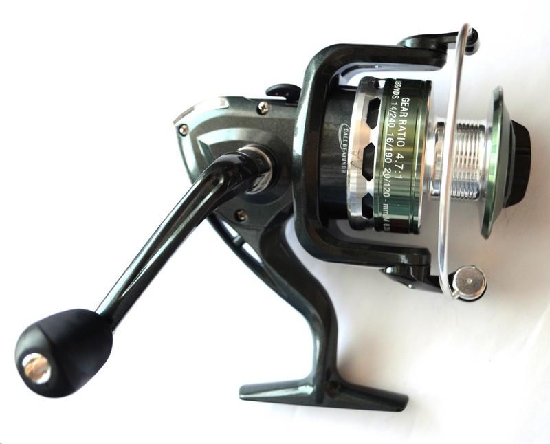 Спиннинговая катушка FishDrops GS 7000 FD CAMOU, 10 подш.