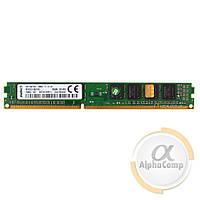 Модуль памяти DDR3 4Gb PC3L-12800U Kingston (RB16D3LU1KBLR/4G) 1600