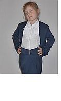 Практичный костюм - тройка для девочек, фото 1